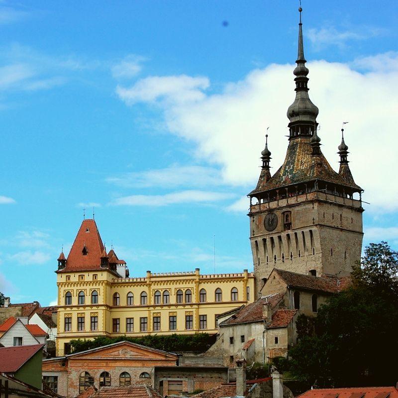 Que visitar en Transilvania, Rumanía