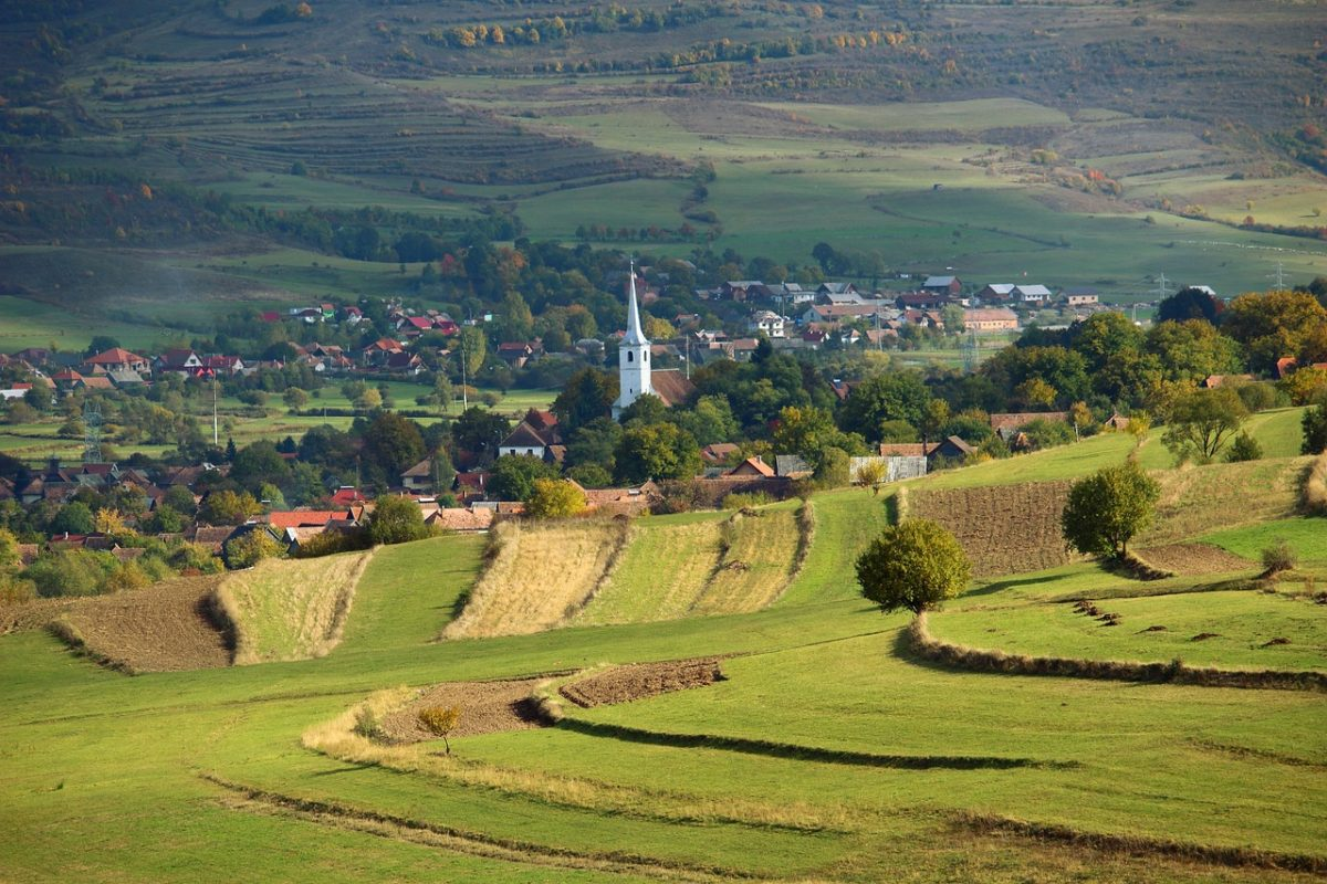 Las ciudades más bonitas en Rumanía
