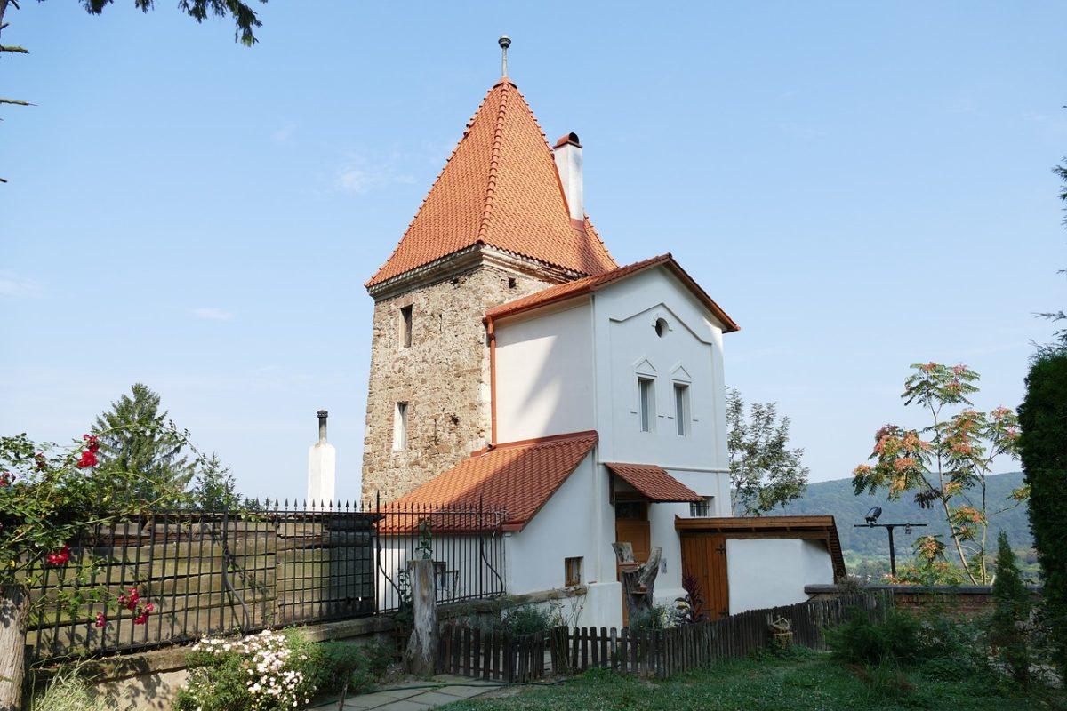 Sighisoara en Rumanía
