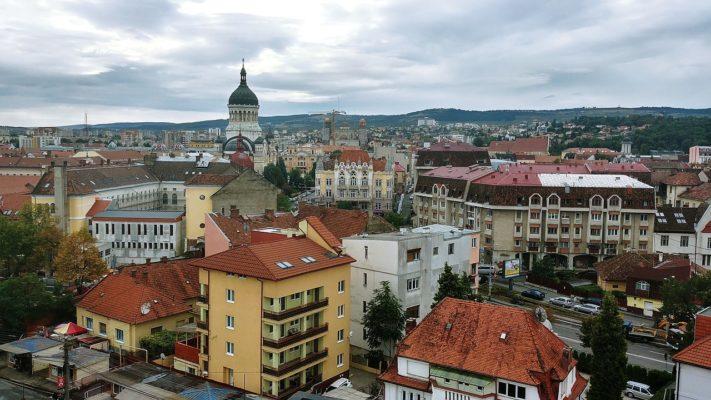 Cluj Napoca, Transilvania, Rumanía