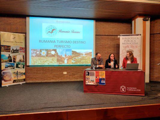 Evento en Tarancón sobre Rumanía