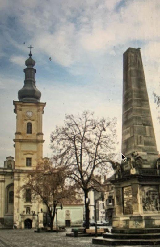 Iglesia Franciscana Cluj Napoca Rumanía