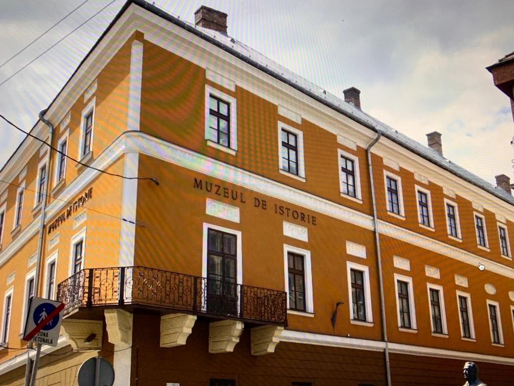 Museo Nacional de historia Cluj Napoca Rumanía